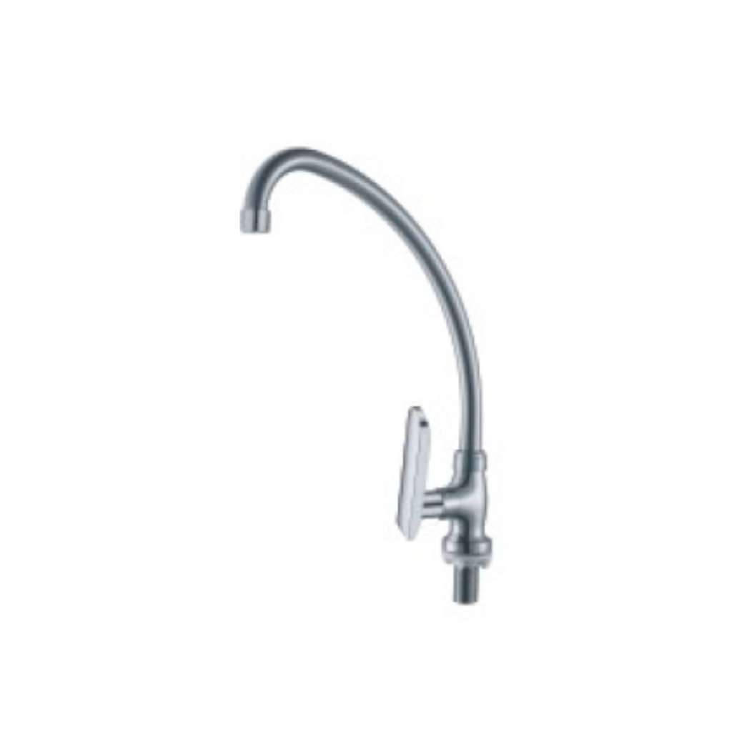 Brass Chrome Pillar Sink Tap 1311C