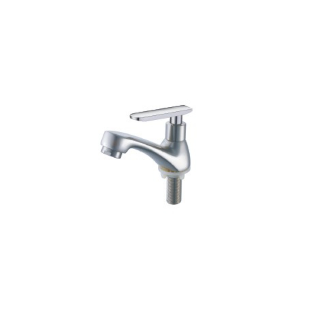 Brass Chrome Pillar Tap Small Body 2311CS