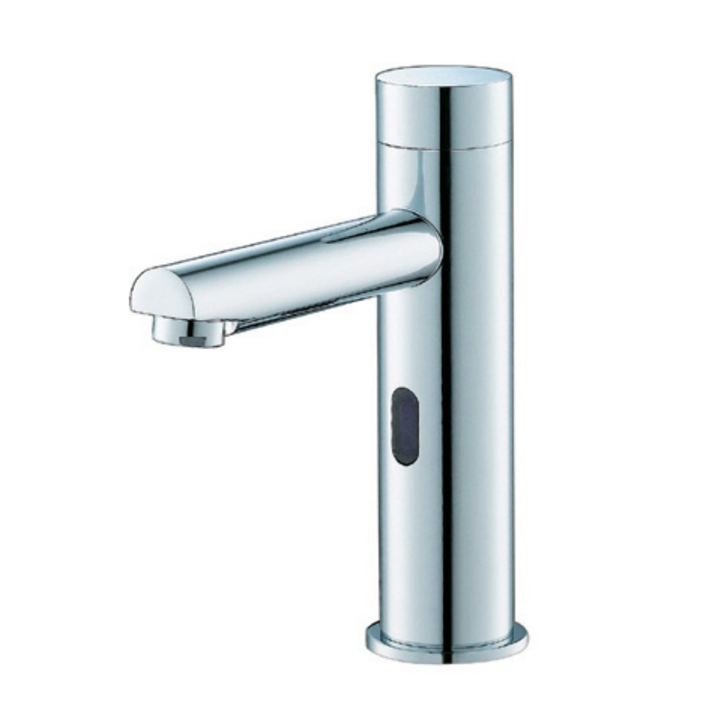 sensor water tap hf s003 c agruma bathroom kitchen accessories and home appliances supplier malaysia