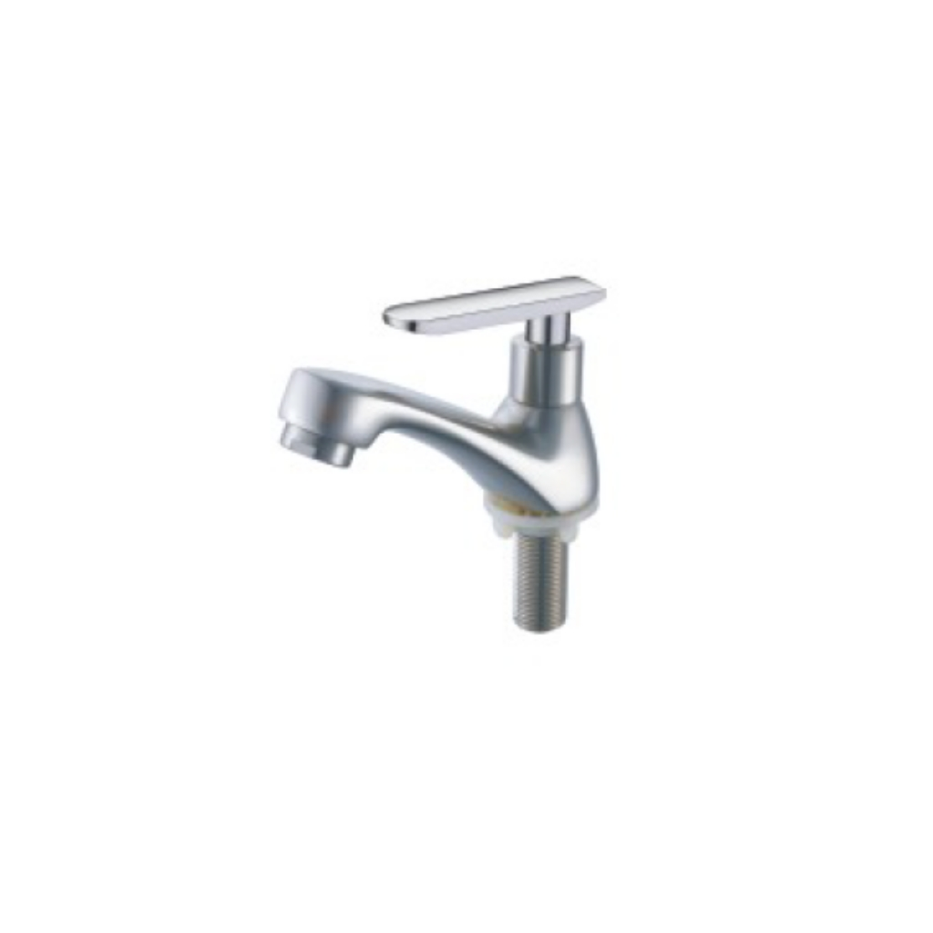 Brass Chrome Pillar Tap Big Body 2311CL
