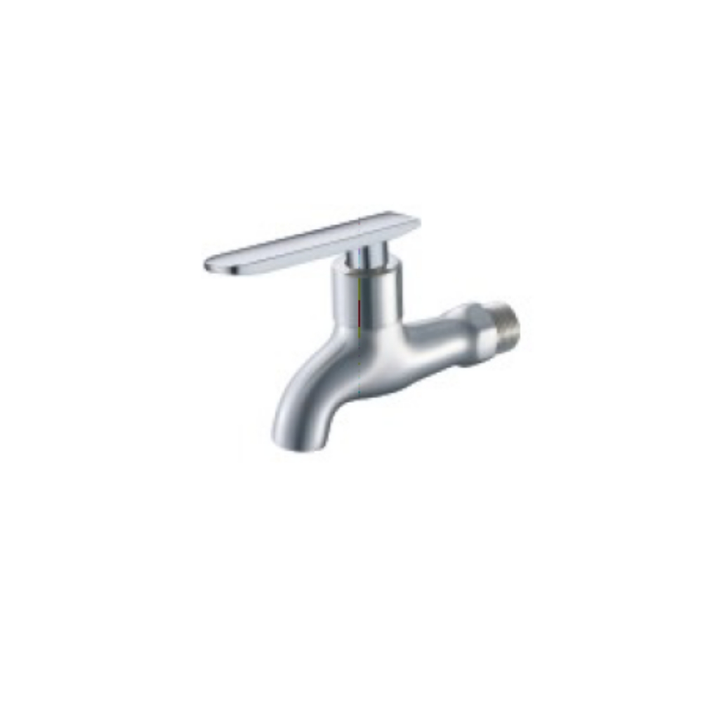 Brass Chrome Bib Tap 3211CB