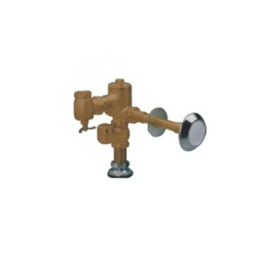 Concealed Duct Type Palm Press WC Flush Valve 3317AG