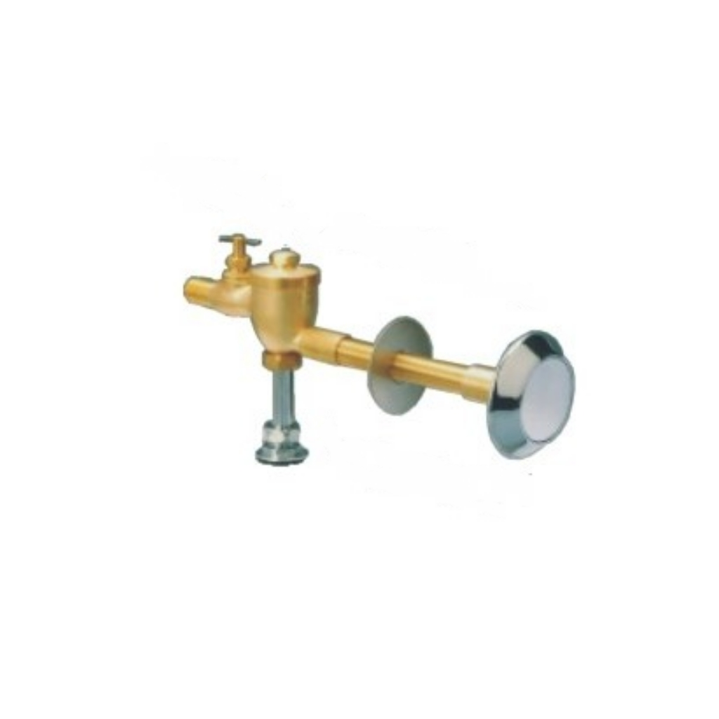 Concealed Duct Type Palm Press Urinal Flush Valve 3367AG